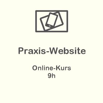 Praxis-Website Online-Kurs