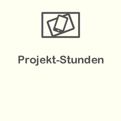 Projekt-Stunden