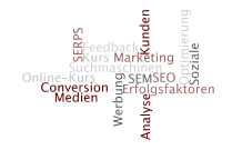 Conversion, Werbung, SEO