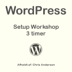 WordPress Setup Workshop