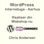 WordPress InternetWeek Denmark 2016