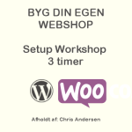 WooCommerce Setup Workshop