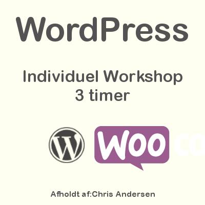 WordPress Individuel Workshop