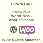 Download Intro WordPress - WooCommerce